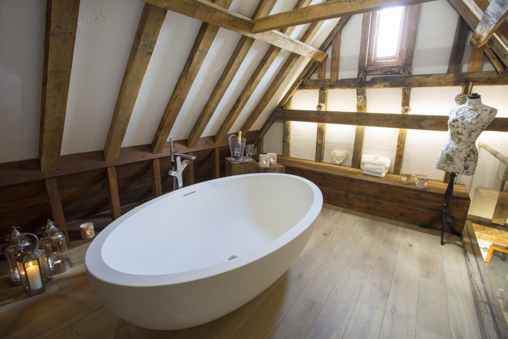 Barn Bathroom Bury Lodge