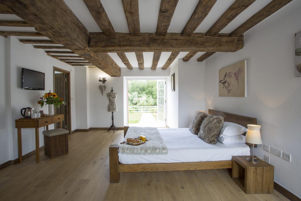 Double Room Bury Lodge