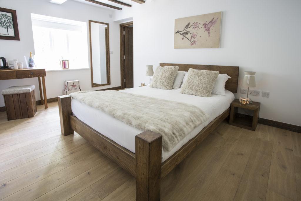 Bedroom Bury Lodge Stanstead