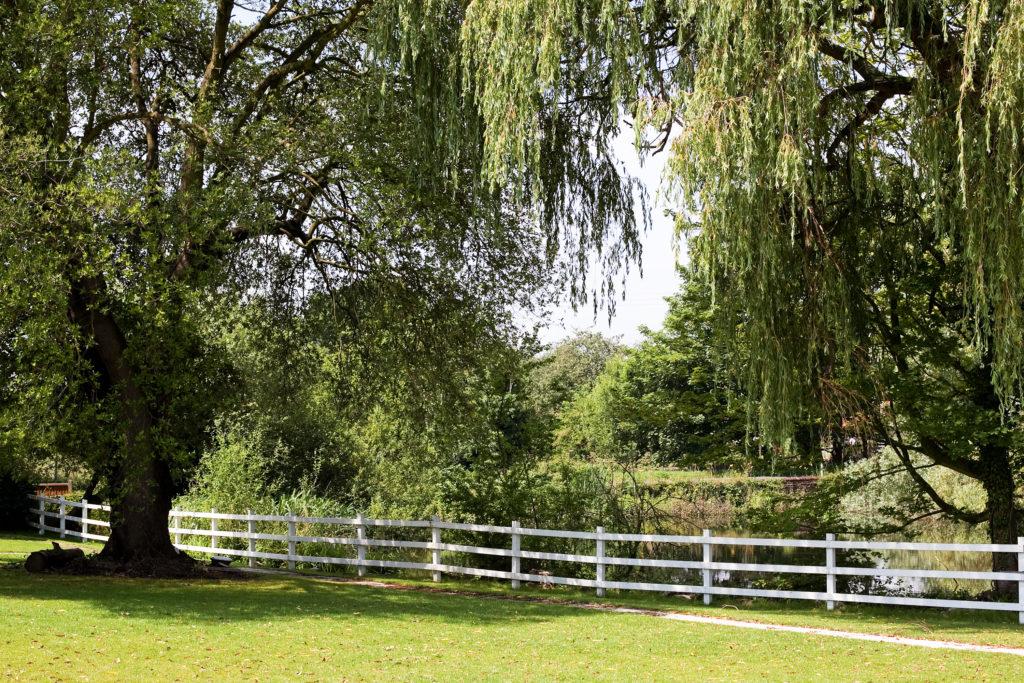 Bury Lodge Gardens