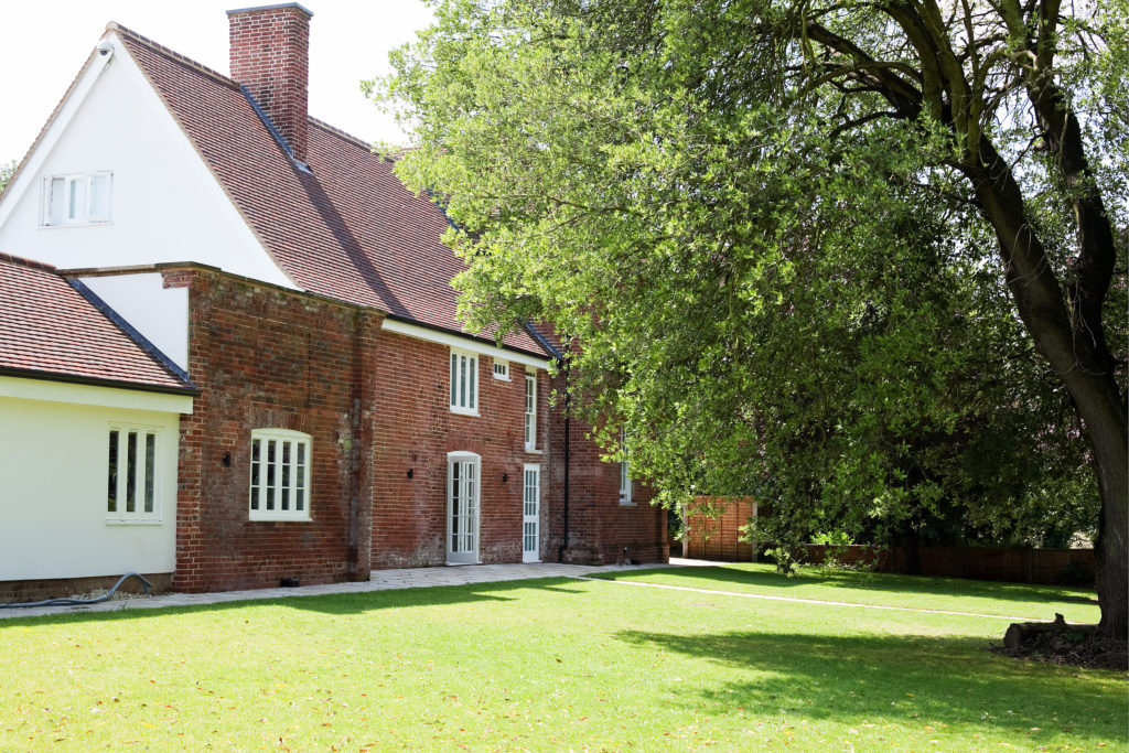 Bury Lodge House